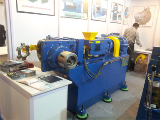 G G Engineering Worls stall at Exhibition